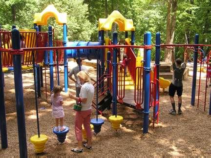 Cabin John Regional Park Playground Page 3